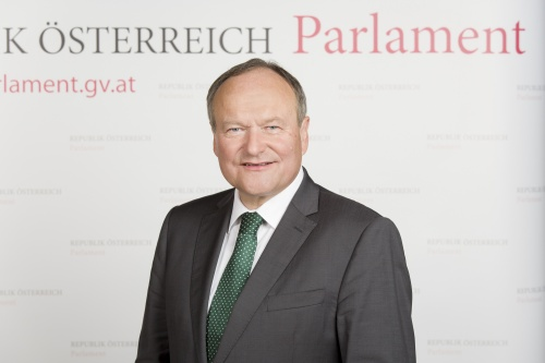 Hermann Schultes - Nationalratsabgeordneter