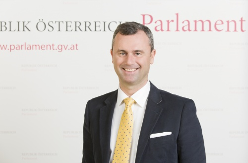 Norbert Hofer - Nationalratsabgeordneter