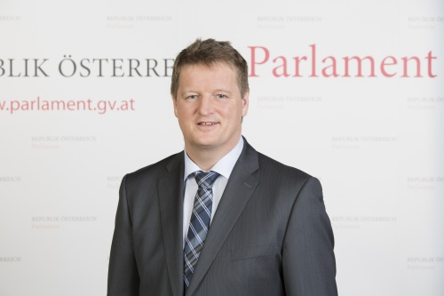 Manfred Hofinger - Nationalratsabgeordneter