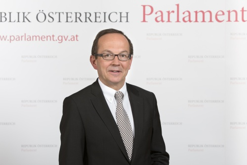 Peter Haubner - Nationalratsabgeordneter