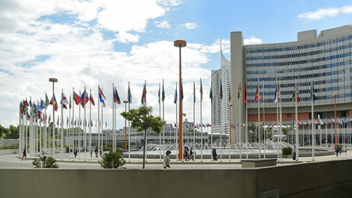 United Nations Organisation in Wien