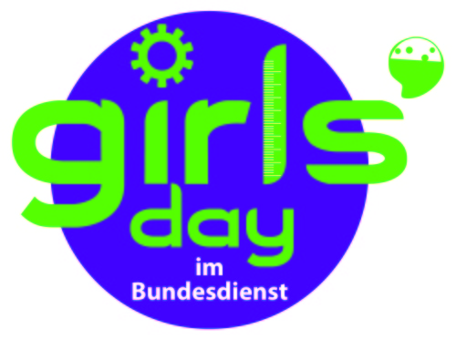 Logo 2017 Girls Day im Bundesdienst