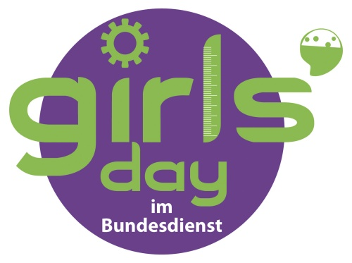 Logo Girls Day im Bundesdienst