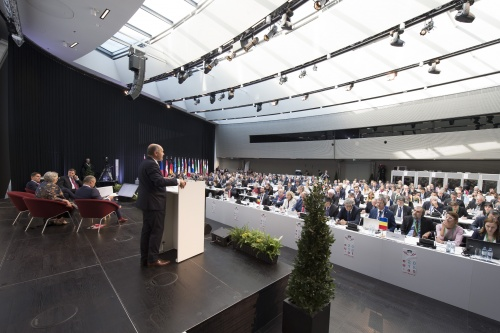 Interparlamentarische GASP/GSVP-Konferenz in Wien (Erste Bank Campus) / Inter-Parliamentary Conference for the Common Foreign and Security Policy and the Common Security and Defence Policy (CFSP/CSDP)
