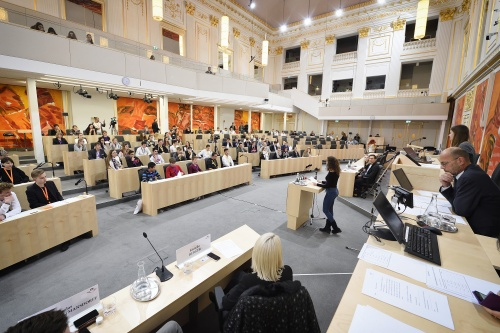 Jugendparlament 11/2018