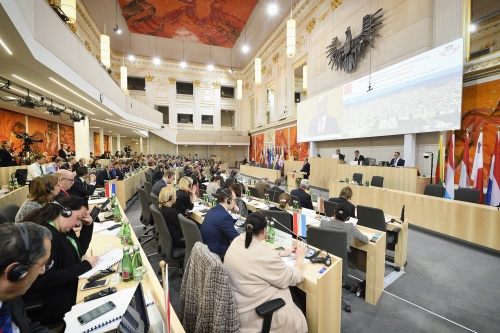 Meeting of the Secretaries General of the European Union Parliaments