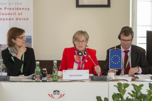 Conference of Speakers of the European Union Parliaments - Meeting of the Presidential Troika