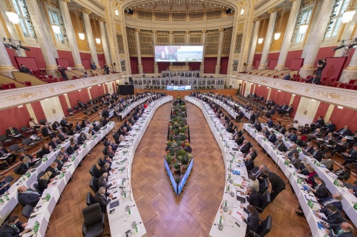 Conference of Speakers of the European Union Parliaments Overview