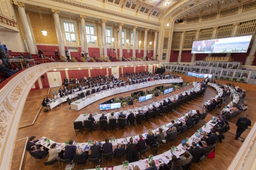 Conference of Speakers of the European Union Parliaments