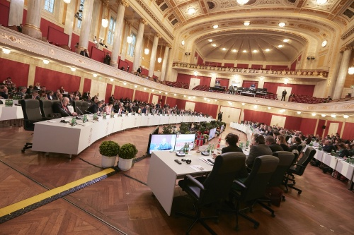 Conference of Speakers of the European Union Parlaments