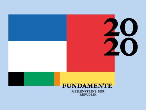 2020 Fundamente - Meilensteine der Republik