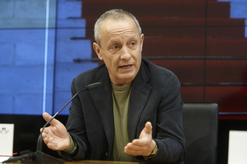 Nationalratsabgeordneter Peter Pilz (G)