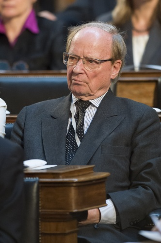 Bundesminister a.D. Peter Jankowitsch
