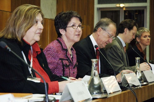 Parlamentarisches Forum anlässlich des Global Forum on Human Trafficking