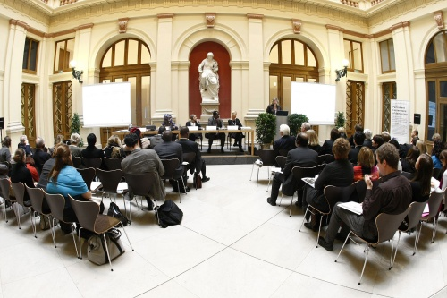 "Nord Süd Dialog - Seminar zum Thema ""HIV/AIDS and Vulnerable Children – A call to Parliamentary action"""