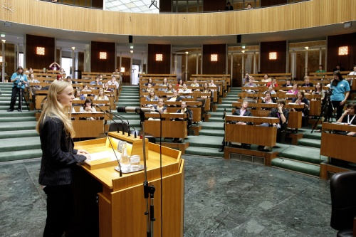 Jugendparlament 26.05.2011