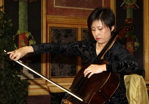 Jiang Jing - Cello