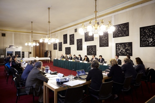 PEM PAL Budget Community of Practice (BCop) 'The Role of Austria's Parliament in Budgeting'