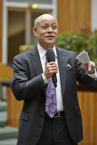 Foundation on Economic Trends Jeremy Rifkin am Wort