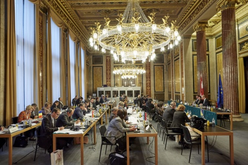 Meeting of the Parliamentary Assembly of the CEI Parliamentary Dimension