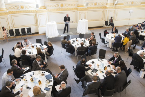 Vienna Parliamentary Forum on Intelligence-Security in der Hofburg