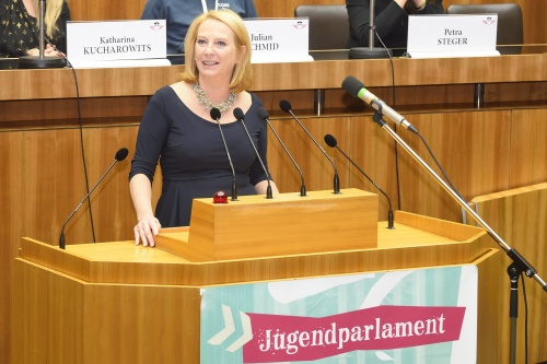 Jugendparlament 12/2015