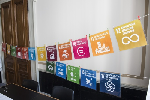 Sustainable Developement Goals (SDGs) in Österreich