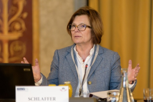 Konferenz 'OSCE Security Policy - Female Perspectives'