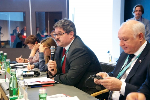 Mr. Anatoly Shirokov, Member of delegation of the Russian Federation to the OSCE PA