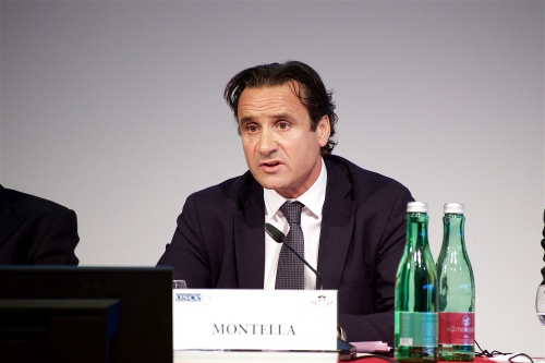 3rd Session: Reconciliation in the Balkans – international perspective: Mr. Roberto Montella, OSCE PA Secretary General