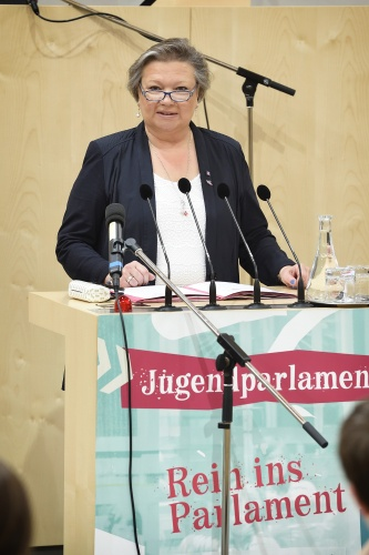 Jugendparlament 05/2018