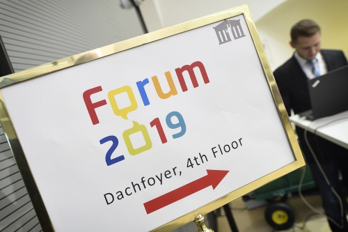International Forum of Parliament Visitor Centers - Forum 2019 - 22. May 2019