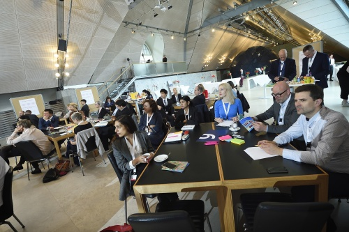 International Forum of Parliament Visitor Centers - Forum 2019 - 23. May 2019