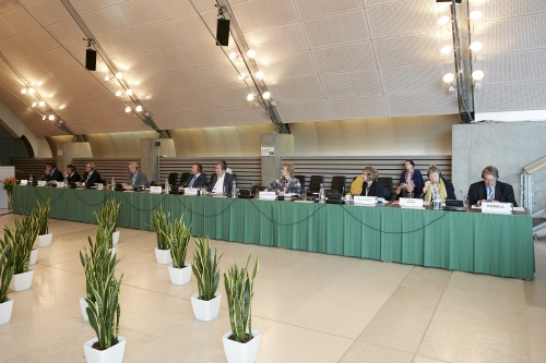 Committee meeting - Committee on Social Affairs, Health and Sustainable Development