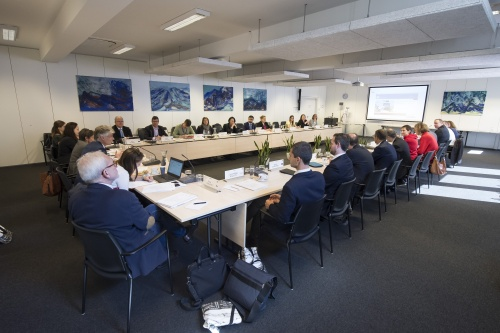 Meeting of the IPEX Board