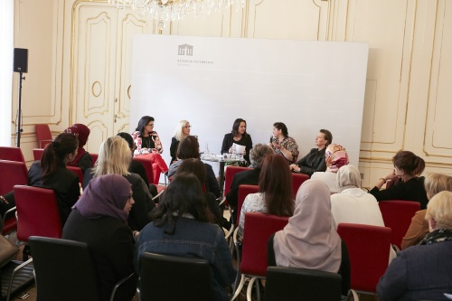 Panel Frauen - Integration