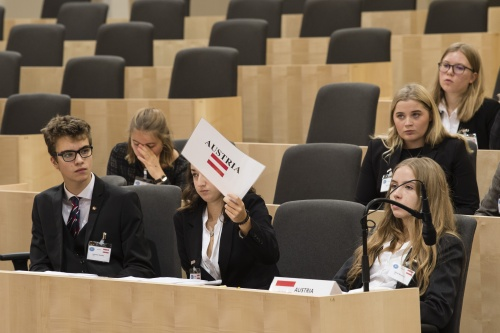 29th Model European Parliament - Baltic Sea Region Session