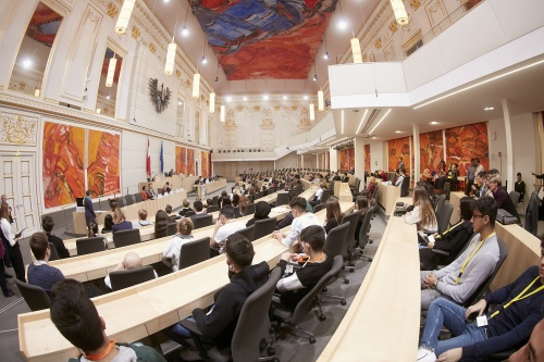 Jugendparlament  11/2019