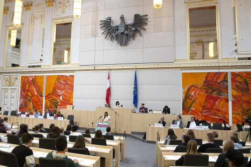 Jugendparlament 11/19