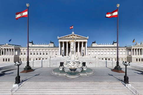 Image result for parlament wien